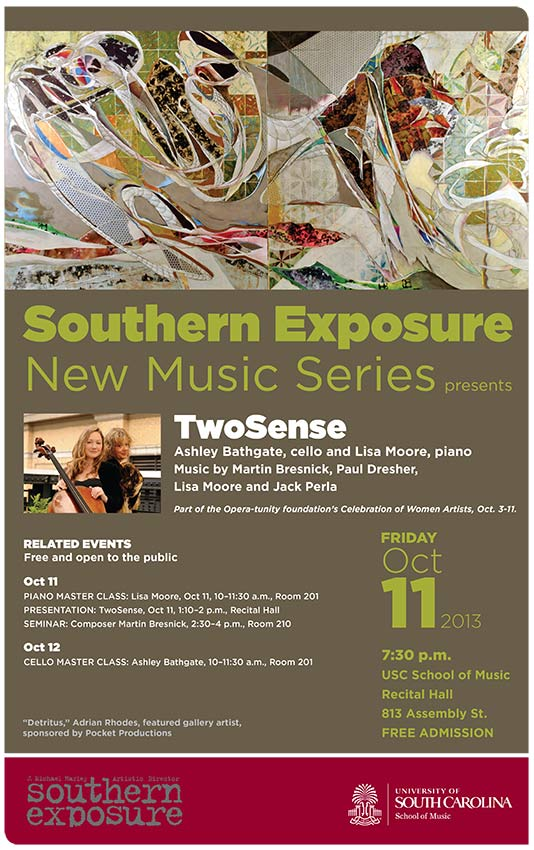 Pocket Productions Southern Exposure TwoSense